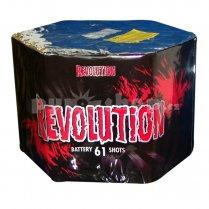 REVOLUTION - 61 výstřelů