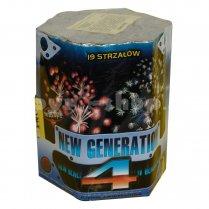 NEW GENERATION 4-19 výstřelů