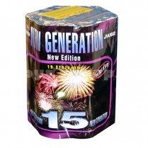New Generation 15-19 výstřelů